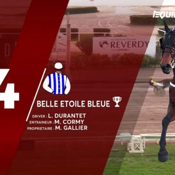 Belle Etoile Bleue